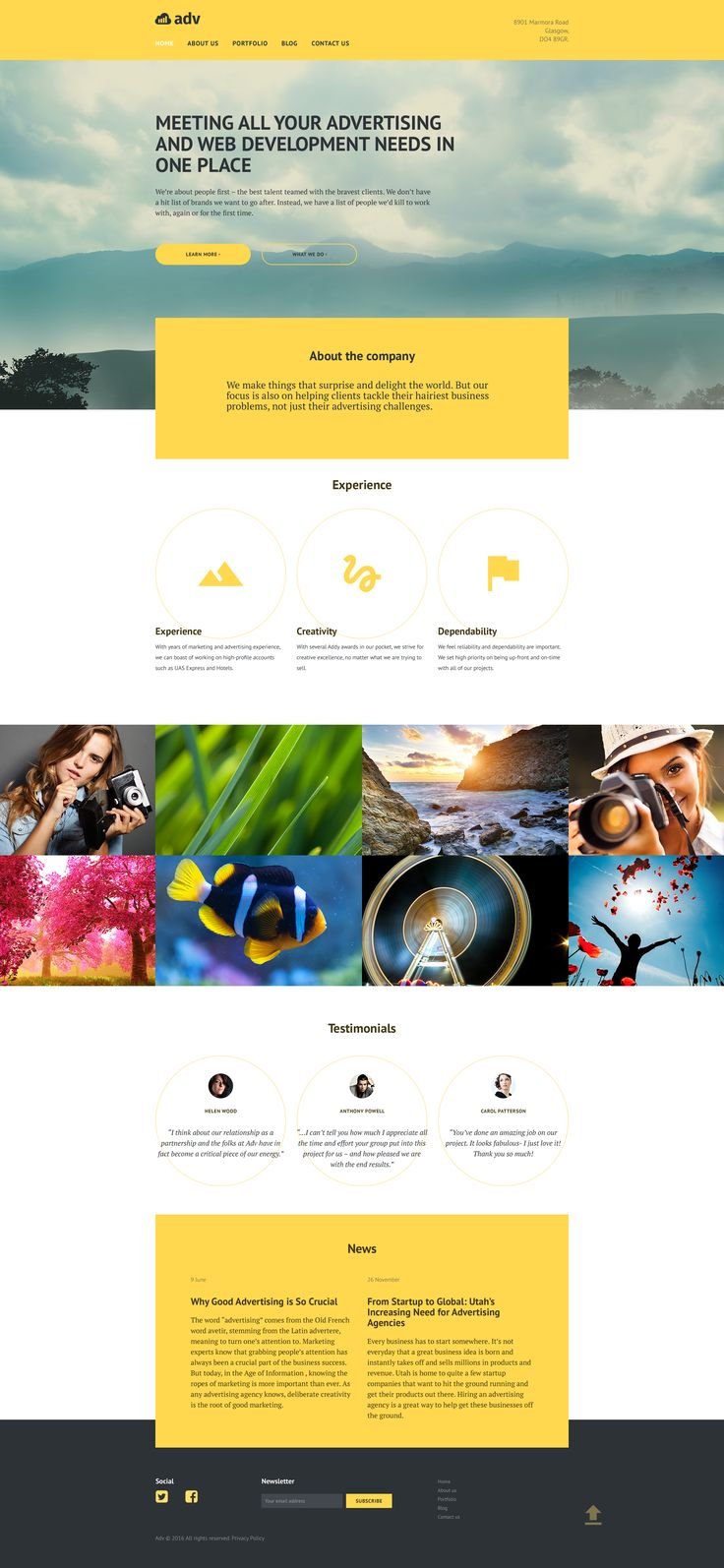 286 best WordPress Themes images on Pinterest | Wordpress theme ...