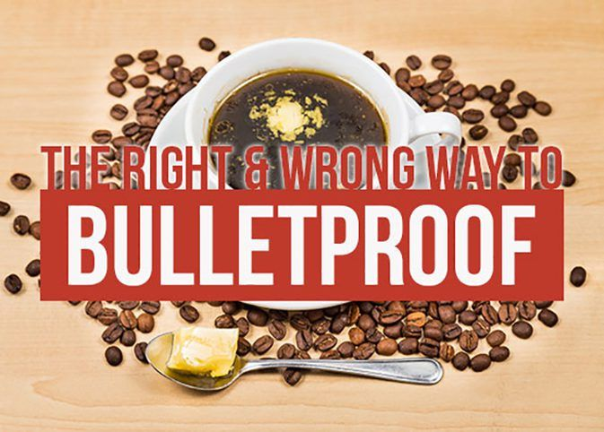 The 6 Most Common Bulletproof Coffee Mistakes