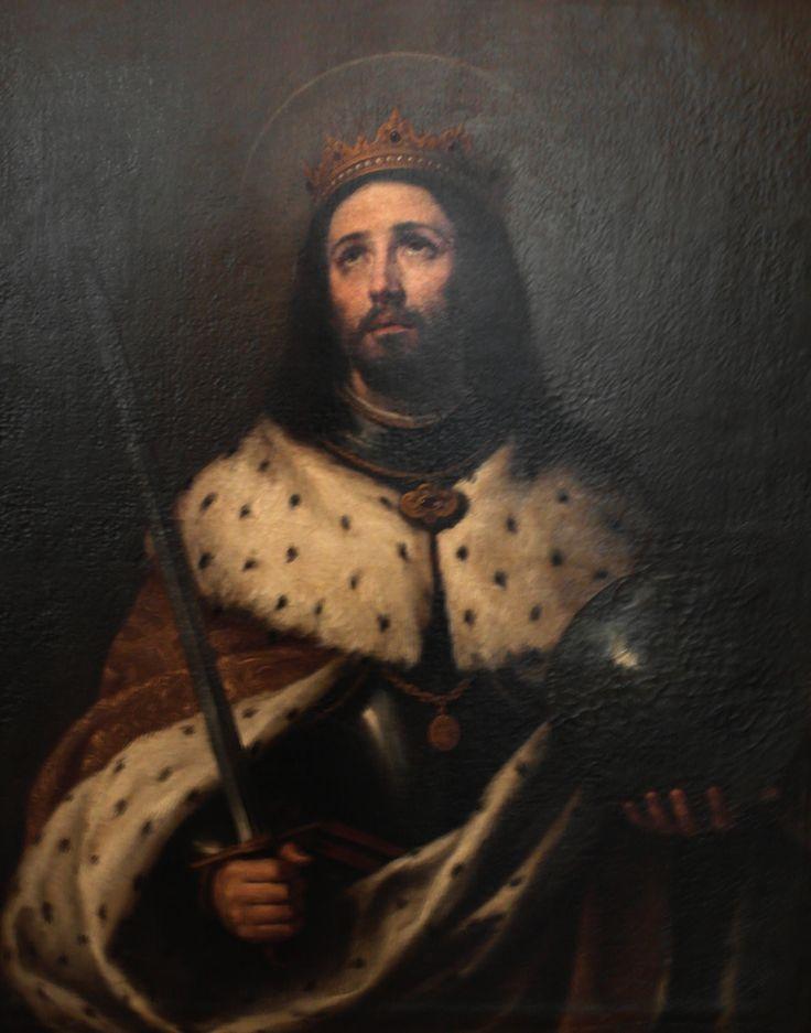 05-30 Fernando III El Santo rey (Murillo)