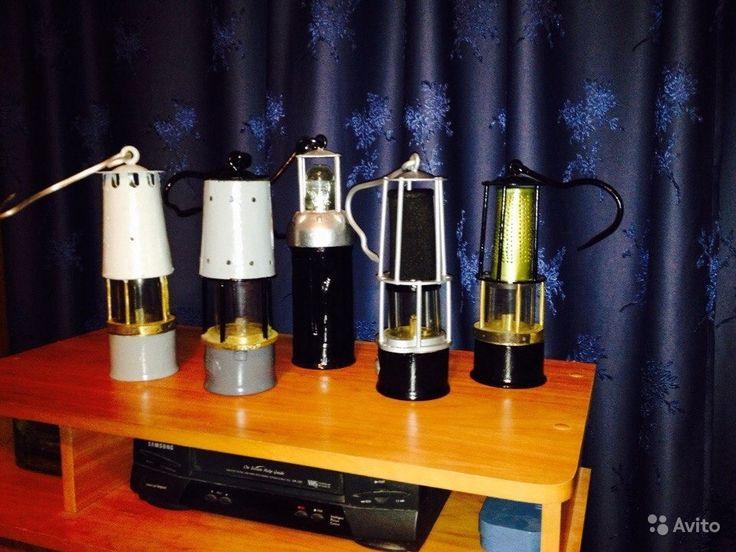 Керосиновые лампы — фотография №1