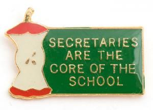 This website has tons of Secretary Day gift ideas. If you're a teacher or parent, make sure to bring a gift to school on April 24!
