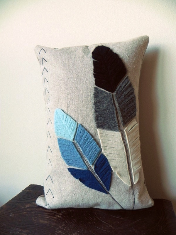 54 Best Images About Felted Pillows On Pinterest Wool