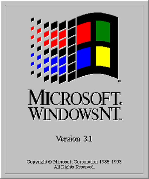 Visual history: Windows splash screens from 1.01 to 10 - Page 7 - TechRepublic