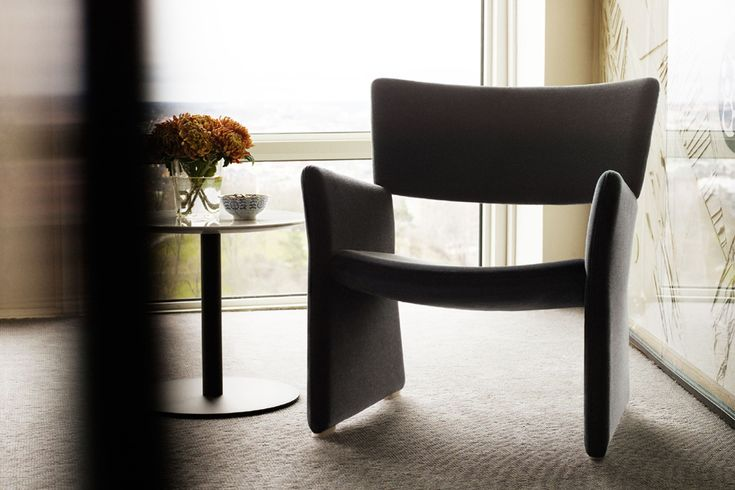 Crown Easy Chair. Chris Martin for Massproductions