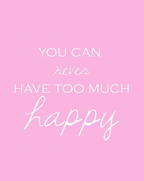 happy, happy, happy!Behappy, Happy Thoughts, Life, Inspiration, Happy Quotes, Be Happy, Happy Happy Happy, Pink, Things