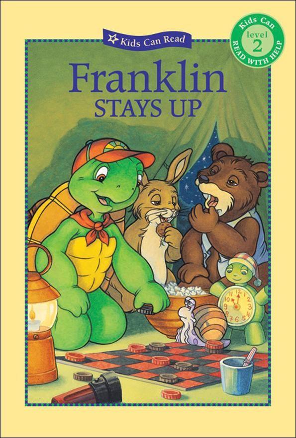 Franklin Ostaetsya Na Nogah Franklin The Turtle Franklin New Books