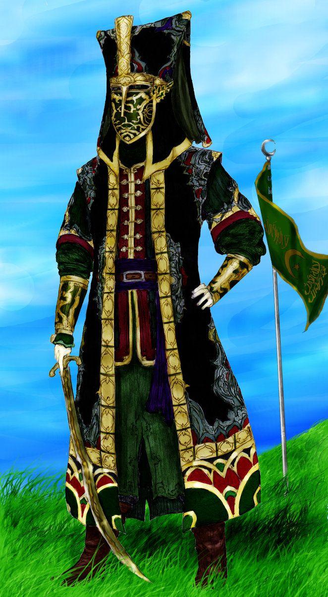 The Janissary by zamroniAGUfan