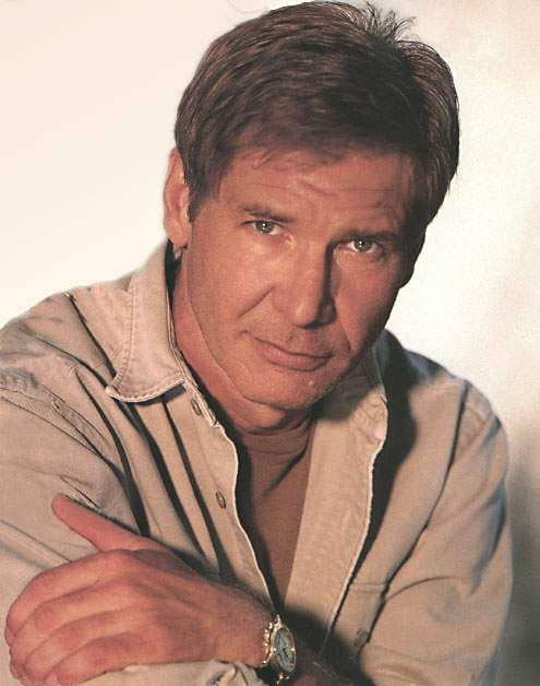 Harrison Ford has to be one of my fave actors! So many great flicks under his belt. Star Wars, Blade Runner, Indiana Jones, even his 10 second appearance in Bruno is amazing!