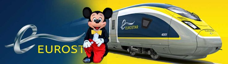 Are you plan to visit Disneyland Paris from London St Pancreas to Paris Nord station by Euro star. Euro star is a high-speed passenger train service operating between London to Paris.  Paris Gare du Nord station is one of the large terminus stations in the Paris and SNCF operates several transport network in and out Paris. Paris Nord Platforms 3 to 6 for Terminus of the London Eurostar arrive via the Channel Tunnel. There is no direct service Paris Nord station to Chessy disneyland Paris.