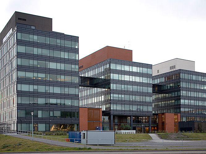 IF-Toimitalo, Turku. Raimo Ahonen.