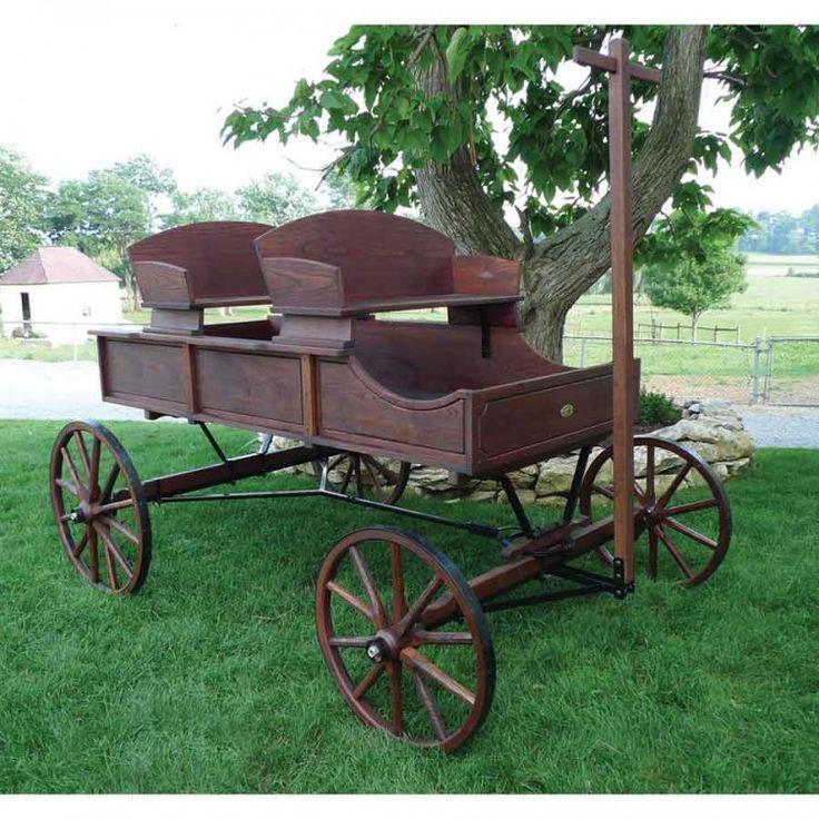 Amish Wagon Parts : Amish wagons the wagon