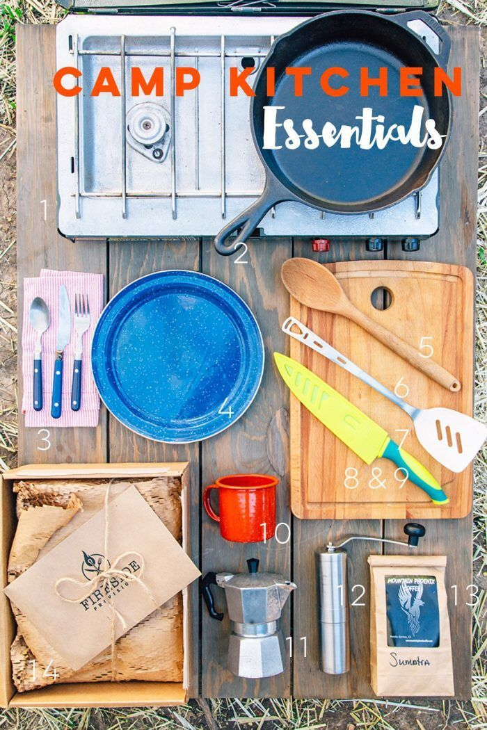 A Guide to Camp Cooking (& Fennel Sausage Hash Recipe) - Hither & Thither