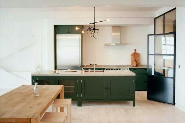 Olive green !!