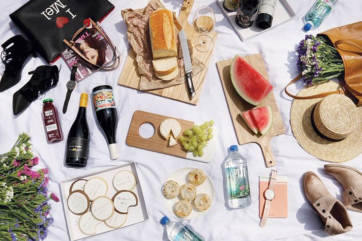 When it comes to dining in style, picnics are the new black in Melbourne and we love...