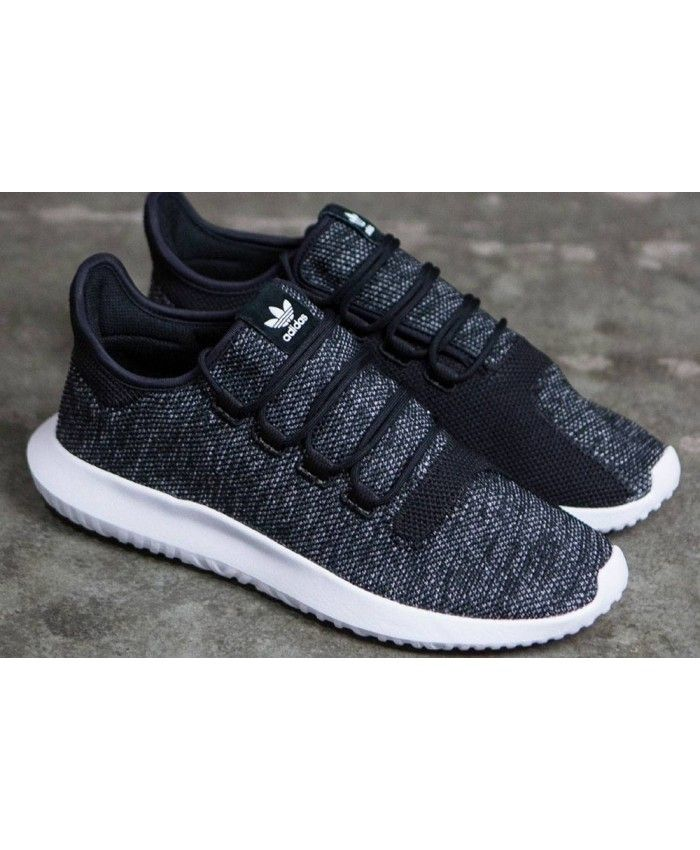 e641f4cfb246cd Adidas Tubular Shadow Knit Drops Black White Shoes Adidas Outlet Store