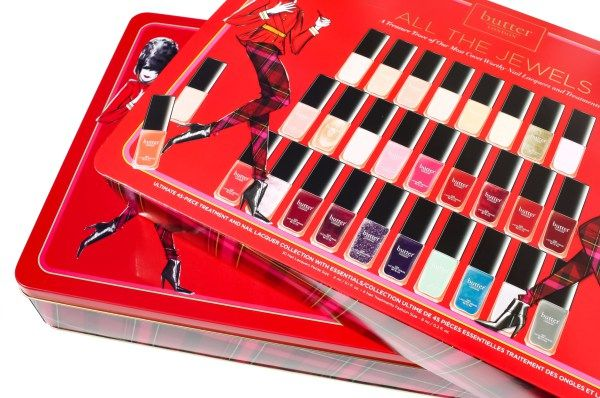 BUTTER LONDON ALL THE JEWELS   Kate Loves Makeup