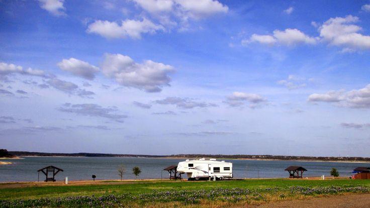 Westcliff Coe Park Near Lake Belton Texas Park Oak