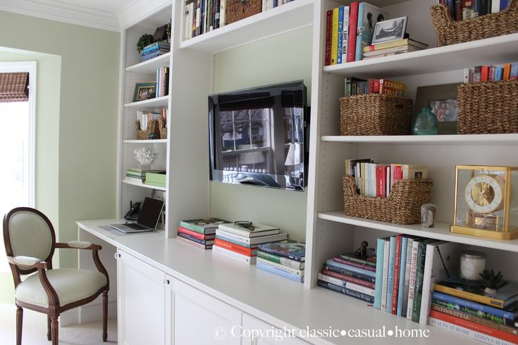 Books In Baskets For Office Soft Green And Aqua Blue Master Bedroom Before And After