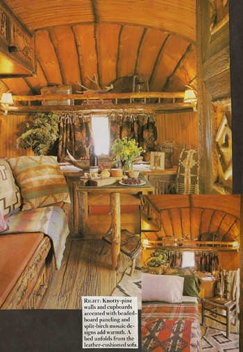Vintage Campers Western Style And Campers On Pinterest