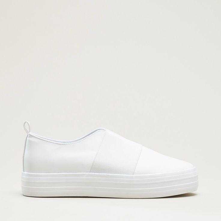 Wsuwane sneakersy