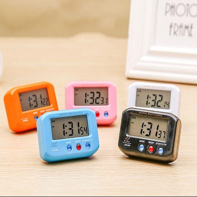 Mini digital clock amazon