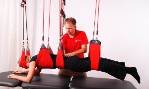 Groupon - Redcord Postural and Core Stability Treatment Plus Follow-Up Session from £29 at The Back Pain Centre (Up to 72% Off) in London. Groupon deal price: £29
