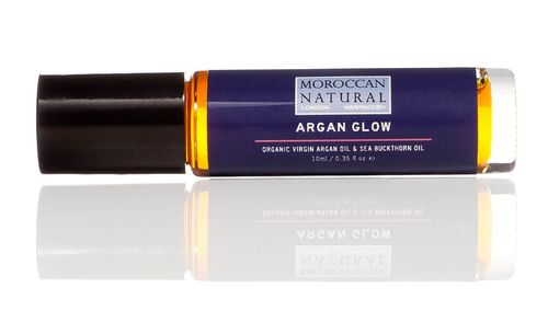 Argan Glow - utmärkt produkt med anti-age stöd för torr och tråkig hud!