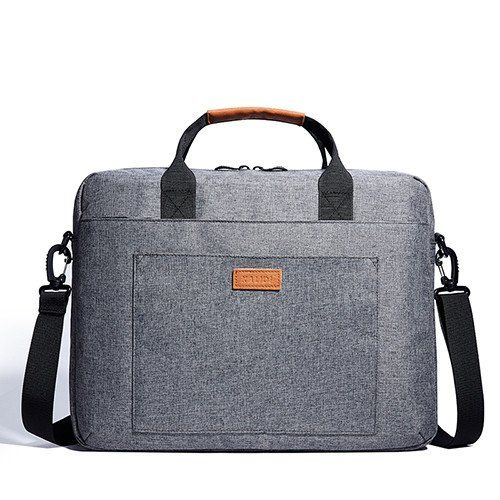 Men Briefcase Shoulder Bag for Dell Alienware / Macbook / Lenovo  Notebook 13 14 15