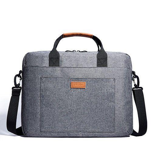 Men Briefcase Shoulder Bag for Dell Alienware / Macbook / Lenovo  Notebook 13 14 15