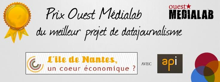 Prix Ouest Médialab : le meilleur projet de data journalisme