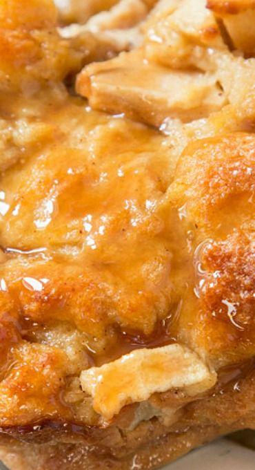 Caramel Apple Bread Pudding                                                                                                                                                                                 More