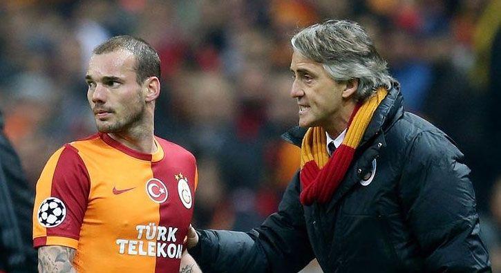 #SPOR İşte Sneijder'ın yeni takımı!: Cimbom'un eski hocasının adı bir süredir Roma ile anılıyor. Gazzetta TV'nin haberine göre Mancini,…