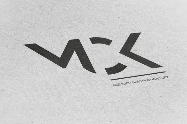 logo / MCK by Karolina Pamuła