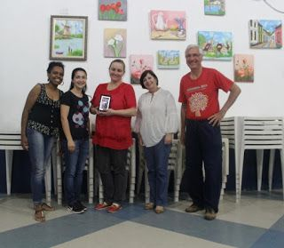 """Clube de leitura e cinema de Sarapuí: Oitava leitura - """"Holocausto Brasileiro"""""""