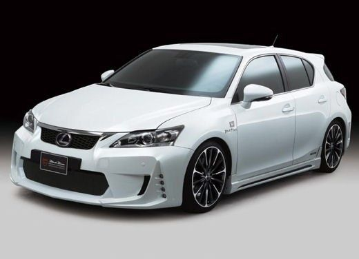 lexus ct 200h tuning by wald international cars lexus ct200h rh pinterest com