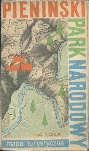 Pieniński Park Narodowy 1:22 500, PPWK, 1982, http://www.antykwariat.nepo.pl/pieninski-park-narodowy-122-500-p-13454.html