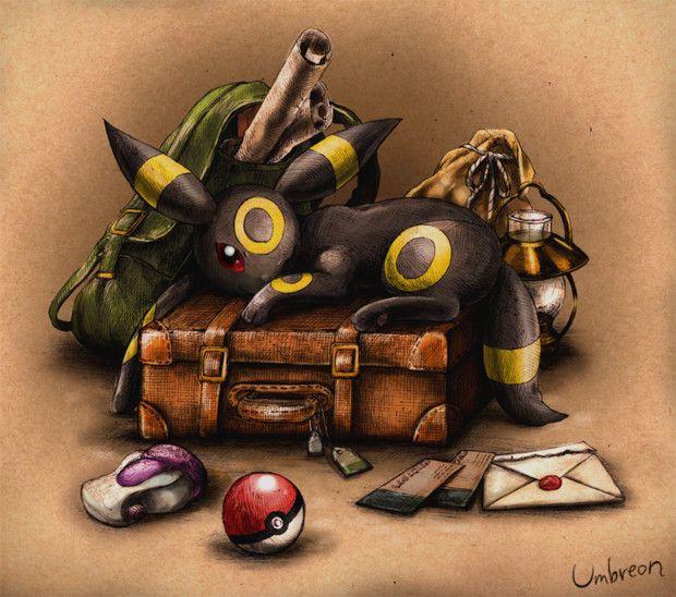 fan art vie tous jours pokemon 14