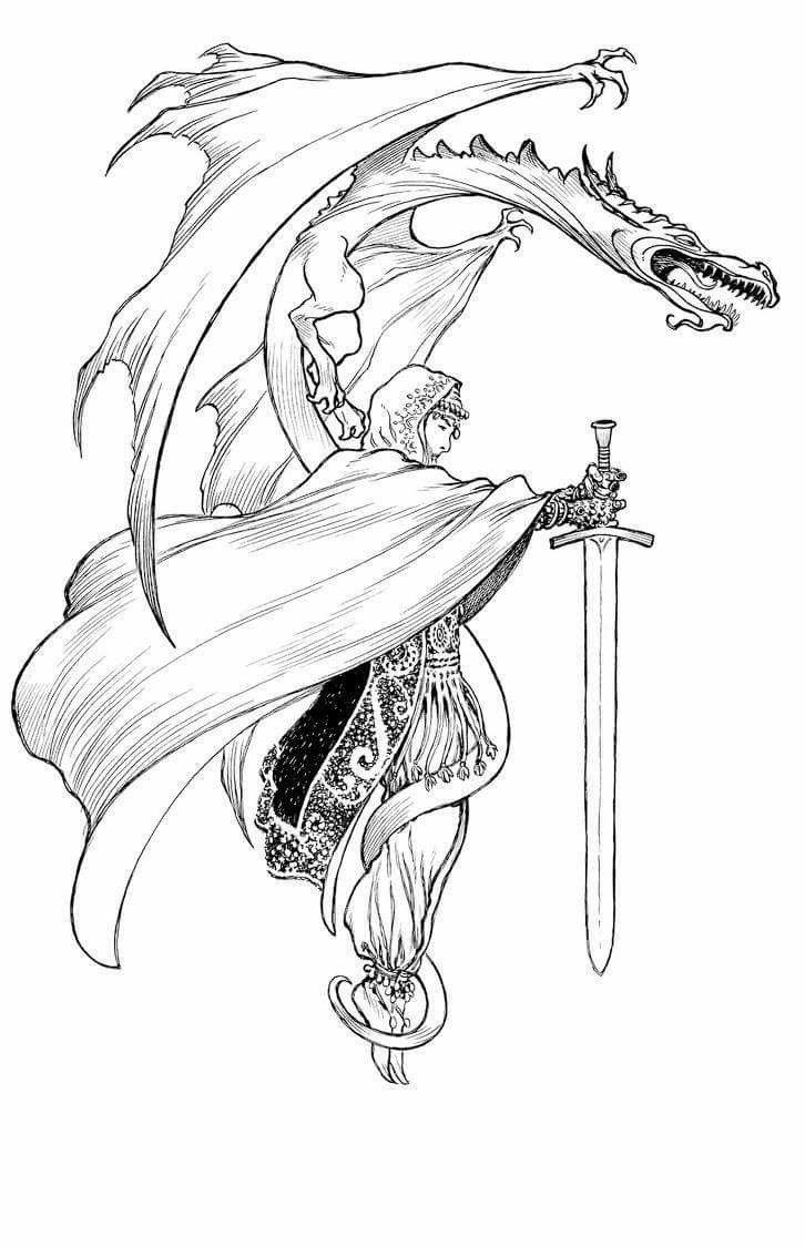 Faeries Elves Unicorns Dragons