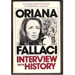 Oriana Fallaci - Interview with History