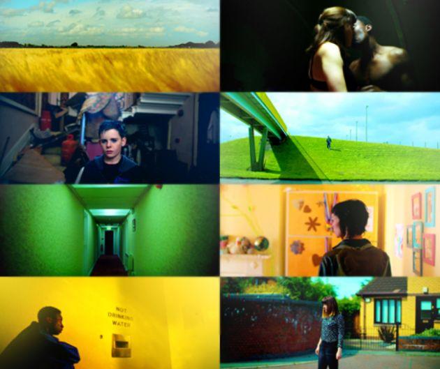 De tv series Utopia, geregisseerd door Dennis Kelly, heeft een hele vette kleurenschema. De kleuren zijn heel erg dromerig en fel. Een voorbeeld is een vrij donkere kamer maar de rode bank is heel erg fel en de blauwe trui van een acteur ook.  De cinematography is gedaan door Ole Bratt Birkeland