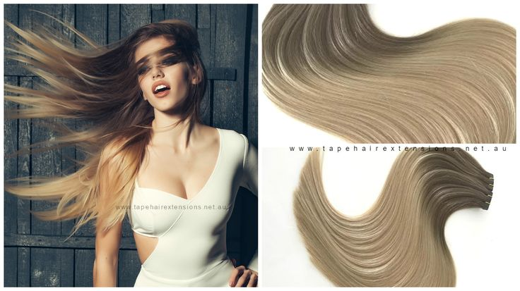 Brown To Caramel Ombre Balayage  Stunning Superior Russian Ombre Hair Extensions. www.tapehairextensions.net.au