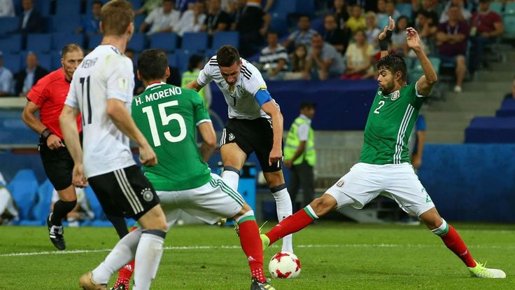 World Cup 2018: Germany start against Mexico as Russia face Saudi Arabia in big kick-off