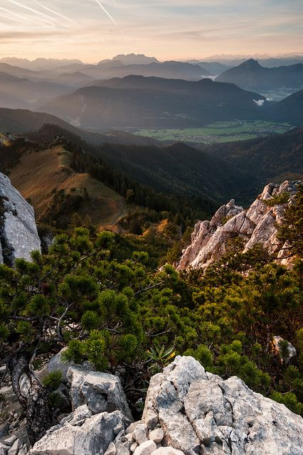 #Wandern im #Chiemgau #Kampenwand, #Bavaria, Germany
