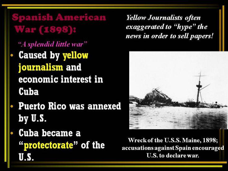 Spanish american war dates in Sydney