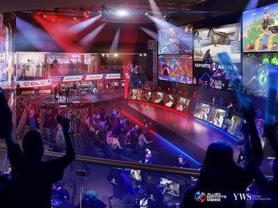 Allied Esports y Esports Arena se asocian con MGM Resorts International para construir sede insignia en la Franja de Las Vegas     LAS VEGAS Abril de 2017 /PRNewswire/ - Allied Esports la red líder mundial de sedes de deportes electrónicos y Esports Arena anunciaron planes para una nueva sede dedicada a deportes electrónicos que se construirá en Luxor Hotel and Casino. La nueva Esports Arena Las Vegas que abrirá sus puertas a principios de 2018 será la primera sede permanente de deportes…