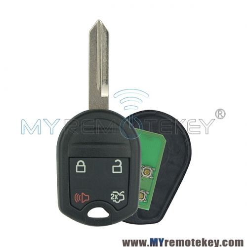 Remote Key For Ford Edge Mhz Fo
