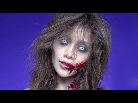 The 25+ best Zombie makeup tutorials ideas on Pinterest | Diy ...