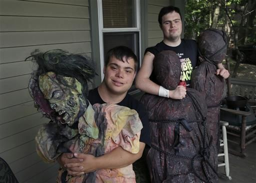 Two best friends from Rhode Island are living their dream of making an epic zombie movie and becoming celebrities.