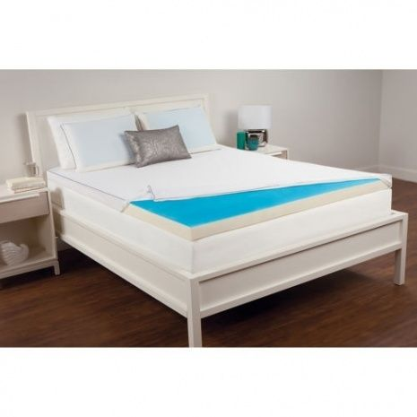 Cooling Mattress Pad For Memory Foam