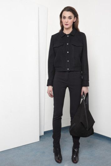 AW15 LOOK02 - MIWA jacket / ABBEY pants / MIWA backpack